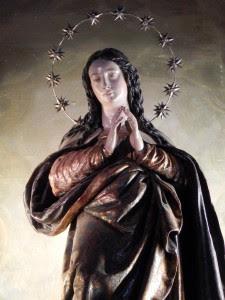 Resultado de imagen de inmaculada concepcion de la iglesia de san julian de sevilla