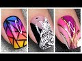 Nail Color Patterns Now