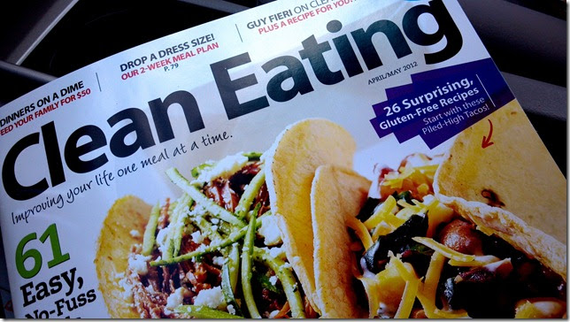Clean Eating Mag
