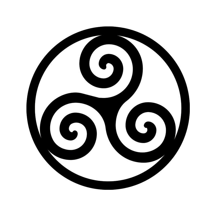 Resultado de imagen de triskel logo
