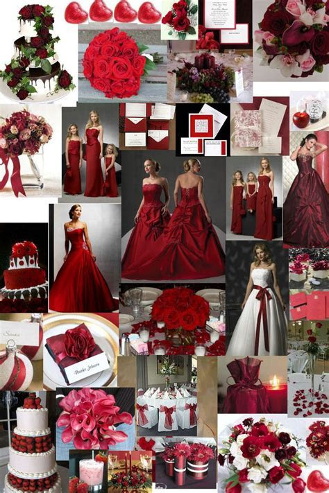 17 Best ideas about Burgundy Silver Wedding on Pinterest