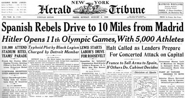 NY Herald Tribune-08-02-1936