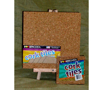 Cork Tiles Square Bulletin Boards For Dorm Decorating Posting Pics