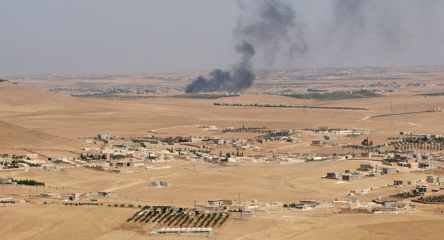 The Western Special Ops people have been primarily active in the Syrian Kurdish areas