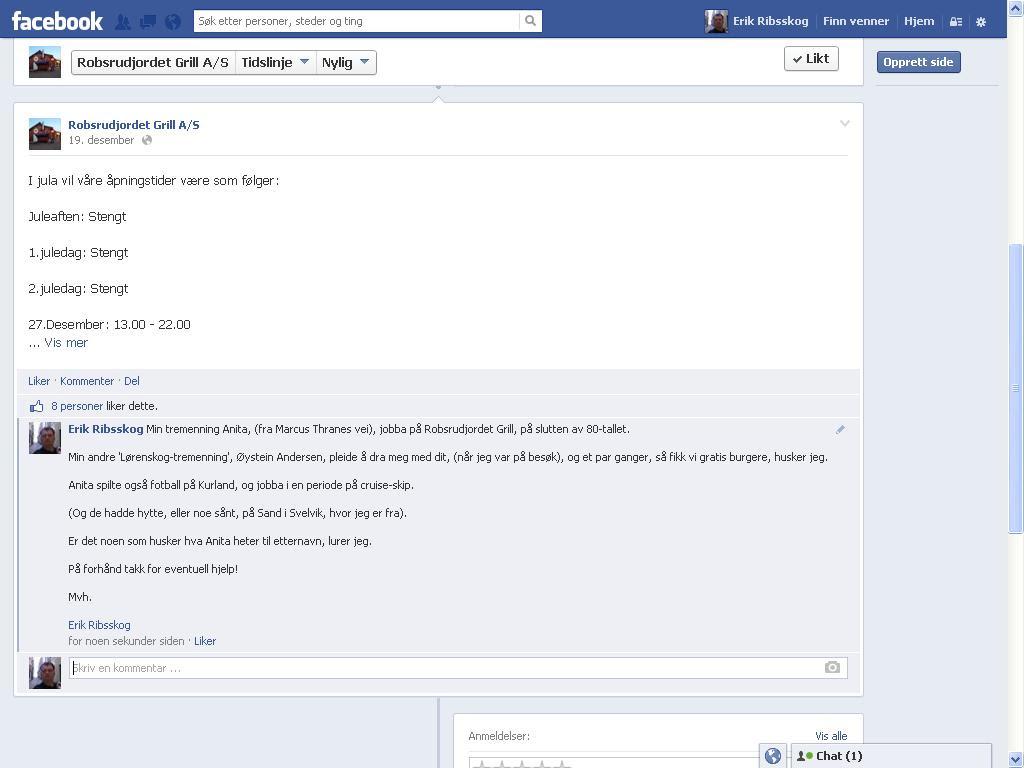 tremenning anita facebook