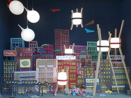 Buny's city temporary store by durishti