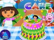 كعكة دورا