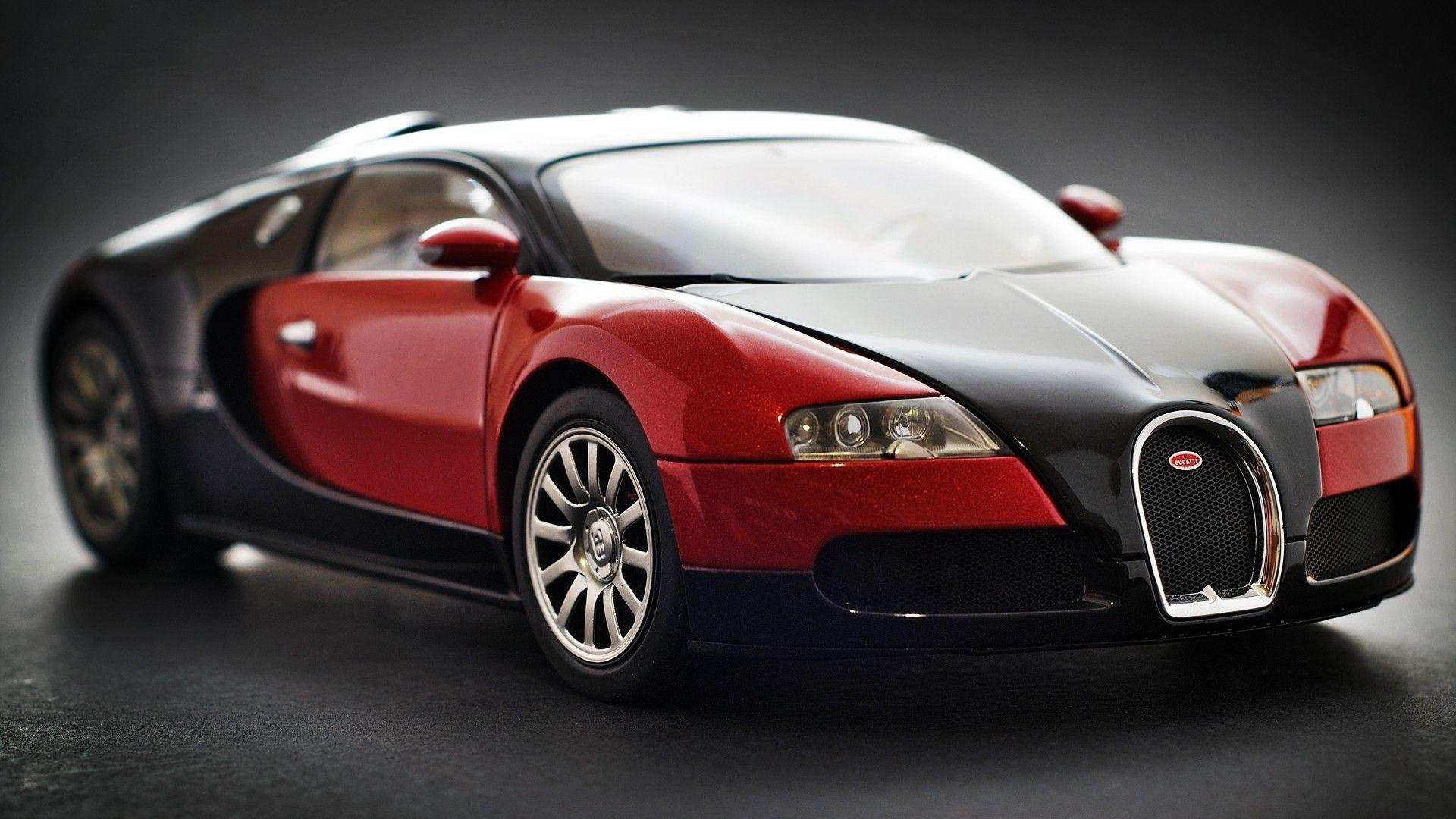 Black Bugatti Veyron Wallpapers  Wallpaper Cave