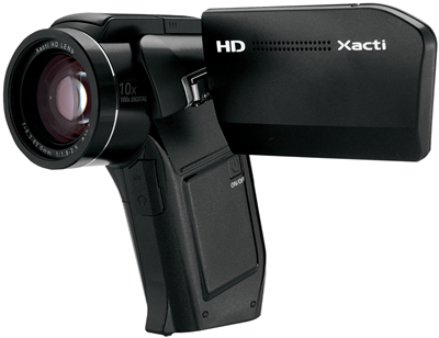 sanyo Xacti DMX-HD1000 videokamera 7
