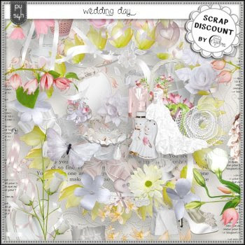 Wedding day PU-S4H kit full size