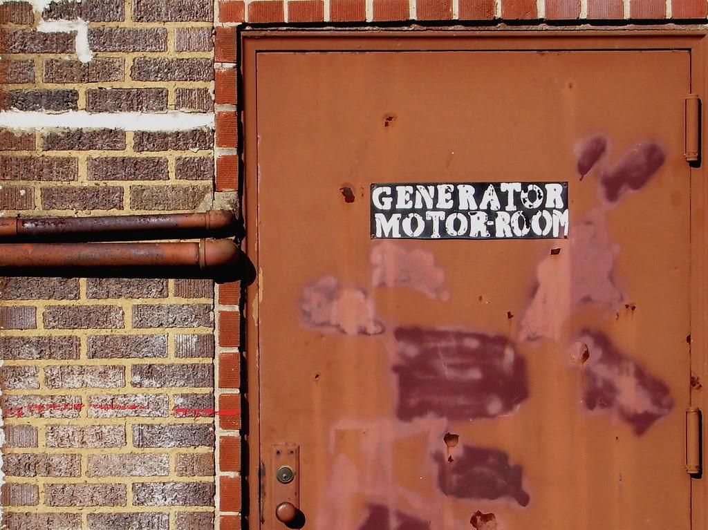 generator motor room, bay ridge
