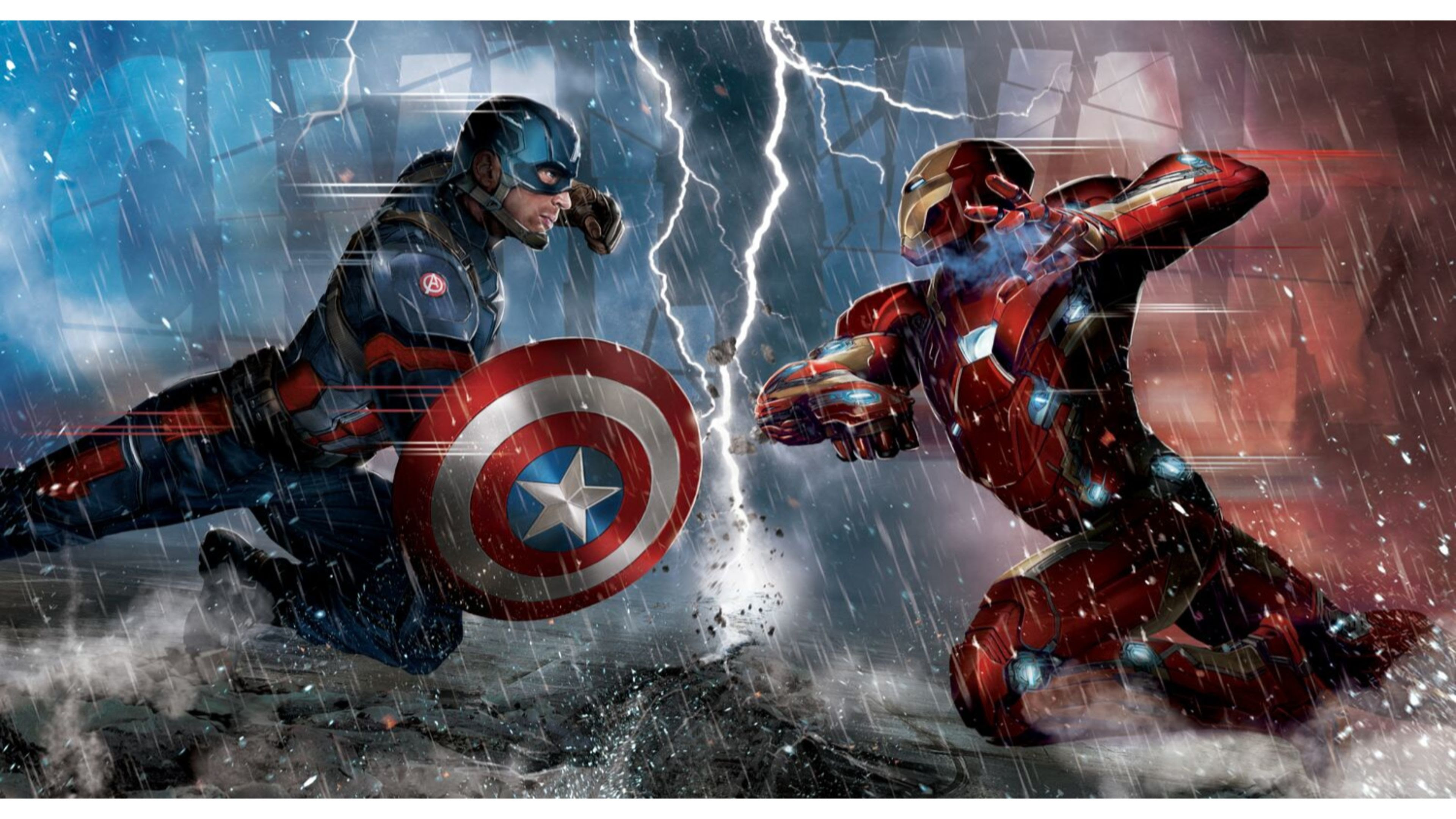 Download Iron Man Civil War Wallpaper Hd Cikimmcom