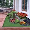 Kumpulan Gambar Taman Depan Pagar Rumah Minimalis Modern