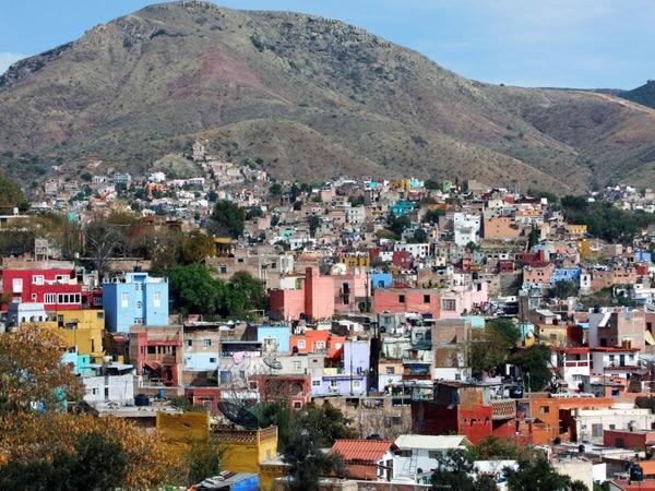 Guanajuato, au Mexique