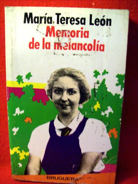 Resultado de imagen de María Teresa León (1903-1988)