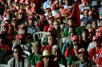 Demandas laborales en Brasil