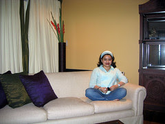 Little me in Siam Room