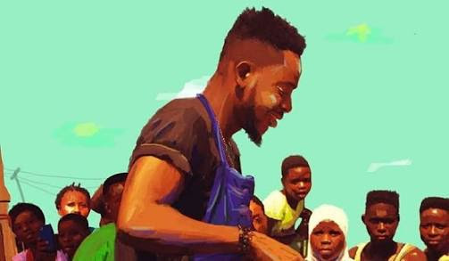 Image result for adekunle gold work