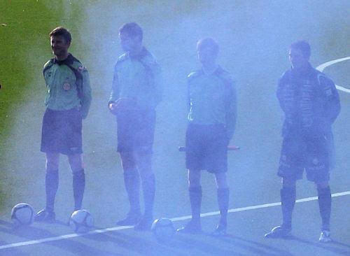 the match :: kampen #4