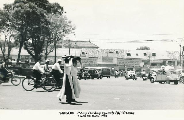 Saigon - Quach Thi Trang Park