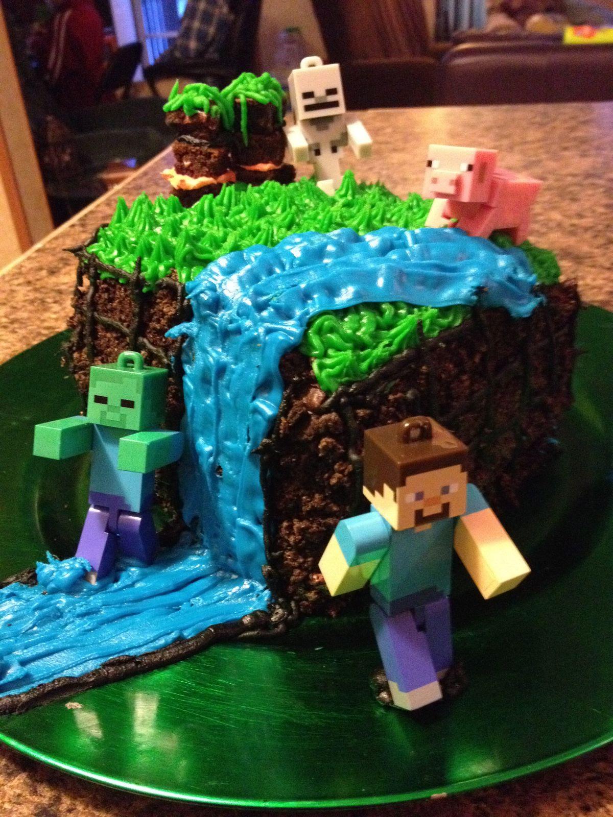 Birthday Cakes For Boys Better Homes  Gardens