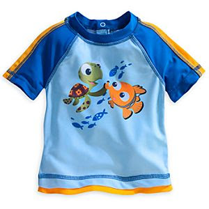 Finding Nemo Rash Guard for Baby