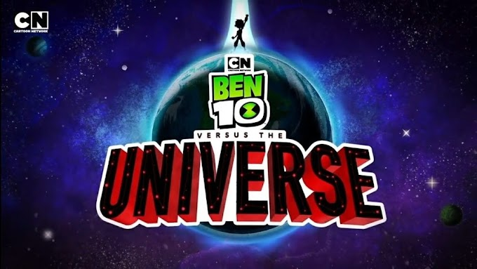 Ben 10 Versus the Universe: The Movie Hindi – Tamil – Telugu FHD