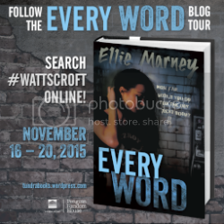 Every Word Blog Tour