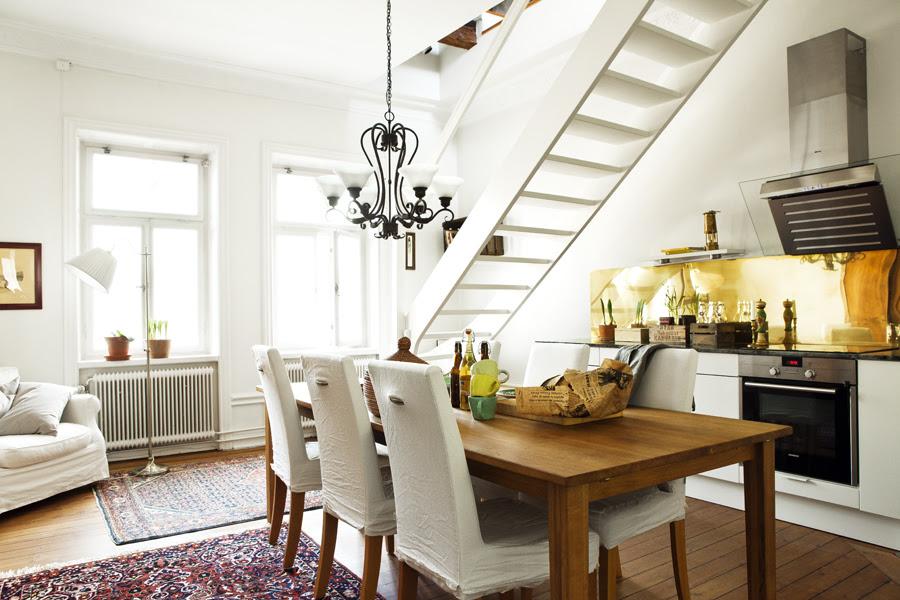 Dream House » Kitchen Under Stair
