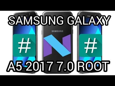 76282c12960 (HOW TO) Root Samsung Galaxy A5 2017 Nougat 7.0 - uk best smartphone