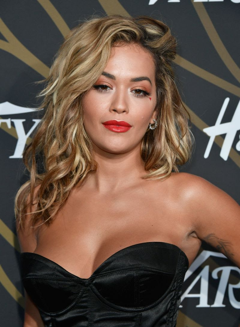 RITA ORA at Variety Power of Young Hollywood in Los Angeles 08/08/2017
