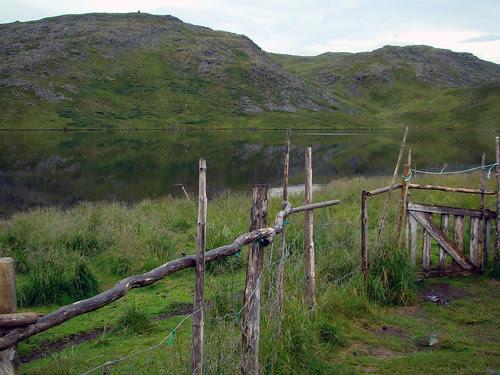 DSC07820 Nordkapp fence