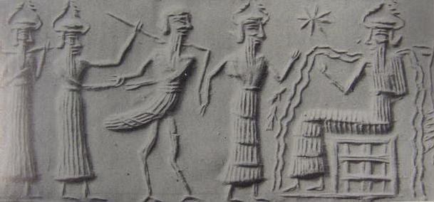 The Crop Circle Ea Enki, Nibiru and Marduk