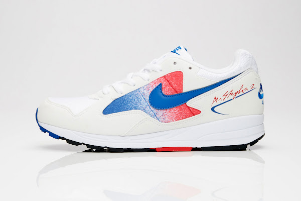 3fb8284b2e Latest Nike Air Skylon II Colorway Picks Up Some Red & Blue Tones
