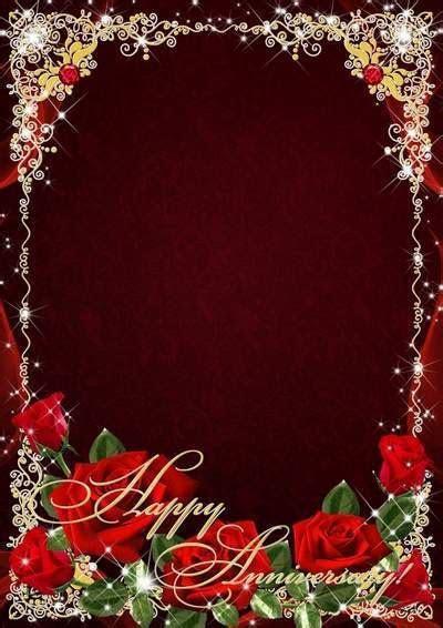 Happy Anniversary Frames   Frame Design & Reviews