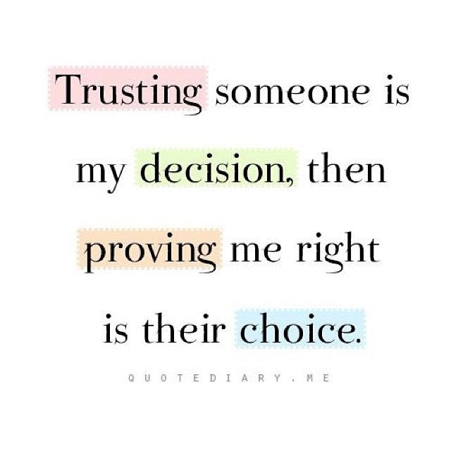 Quotes About Trust And Betrayal 38 Quotes