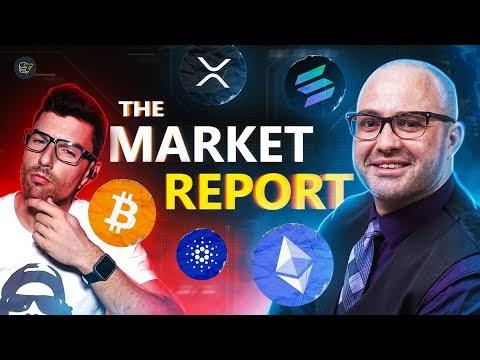 The Market Report w/ Mati Greenspan | Blockchained.news Crypto News LIVE Media