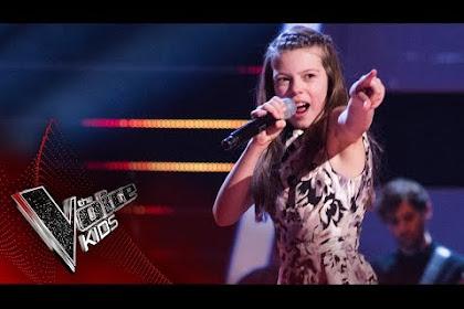 Courtney Hadwin : Finalis The Voice Kid di Inggris dan Mendapatkan Golden Buzzer di America's Got Talent