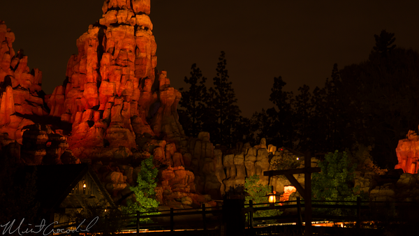 Disneyland Resort, Disneyland60, 60, Anniversary, 24, Hour, Party, Celebration, Kick, Off, Disneyland, Big, Thunder, Mountain, Railroad, Closed, Routine, Maintenance
