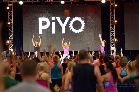 piyo  impact high intensity workout program