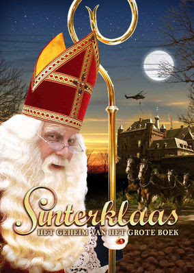 Sinterklaas en het geheim van het grote...