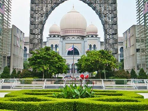 Putrajaya di 2018 menarik tempat Tempat