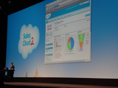New Salesforce UI