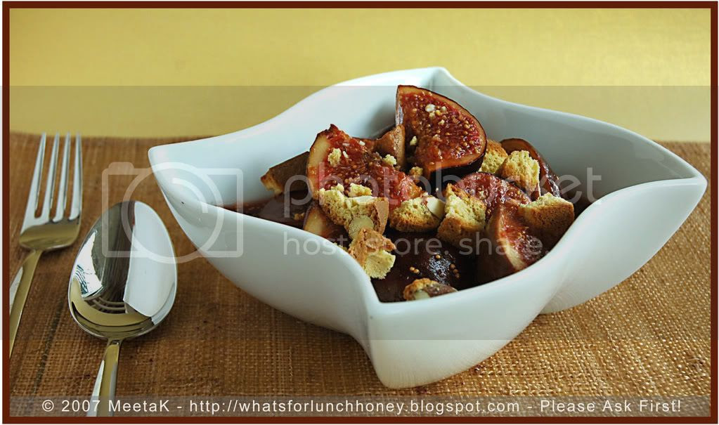 Figs In Cherry Caramel (04) by MeetaK