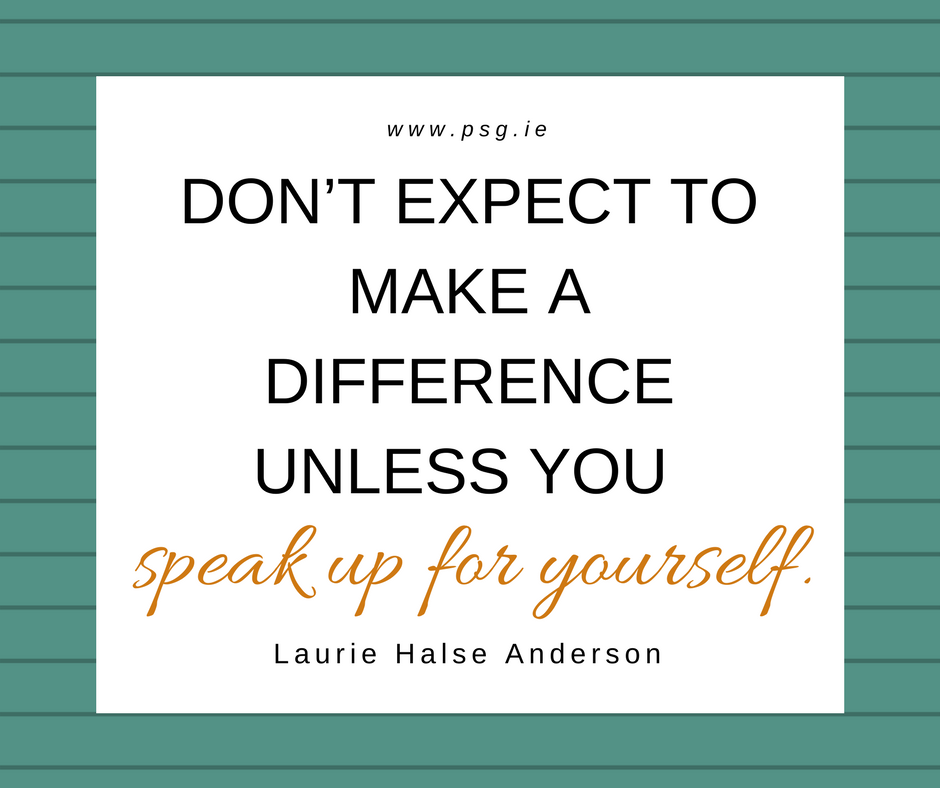 Speak Up For Yourself Executive And Life Coaching Courses And