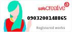 Safe Creative #0903200148865