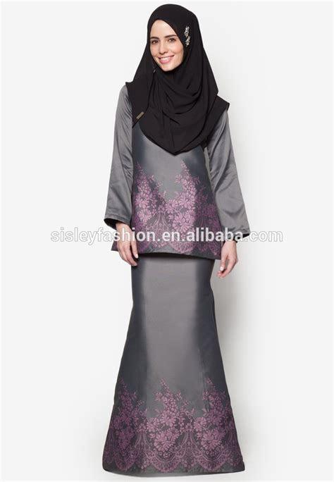 malaysia muslim dress baju kurung  women baju