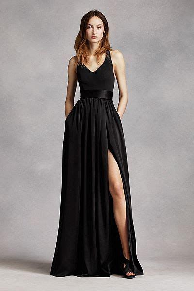 Best 25  Black bridesmaid dresses ideas on Pinterest