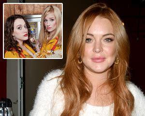 Lindsay Lohan Cast in ?2 Broke Girls? ? LiLo Guest Stars