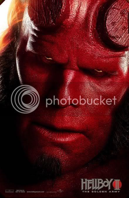 Hellboy 2 - Hellboy himself!